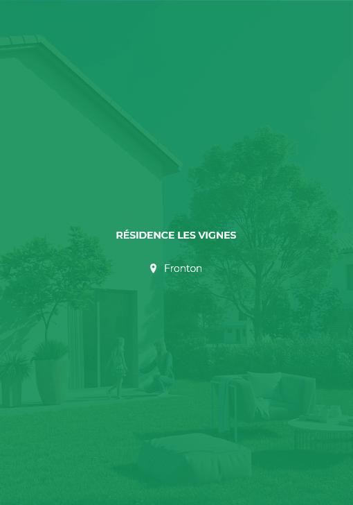 Résidence les Vignes - Fronton - green